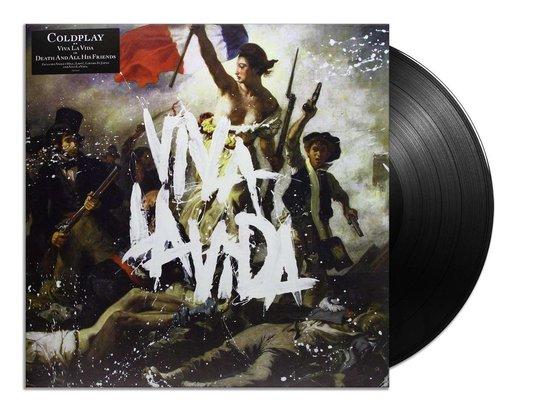 Viva La Vida or Death and All (LP) - Coldplay