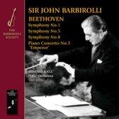 Beethoven - Syms 1, 5 & 8 Emperor..