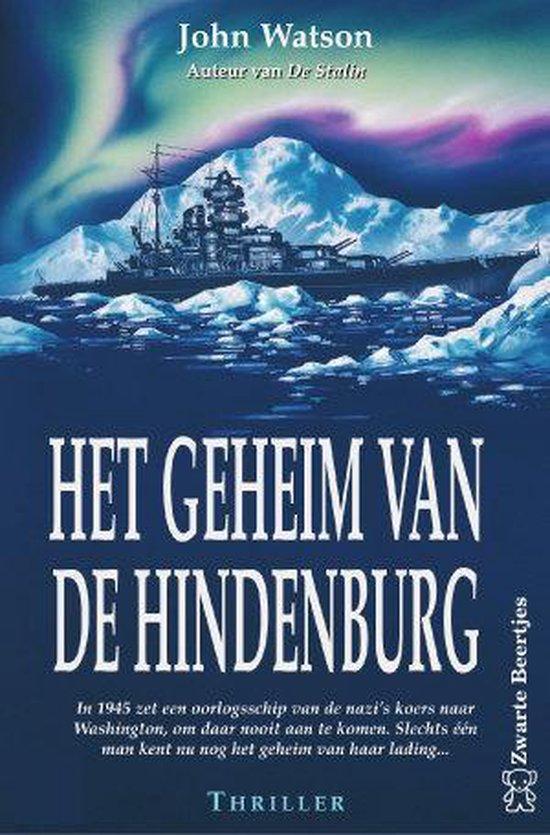 Het Geheim Van De Hindenburg - John Weisman pdf epub