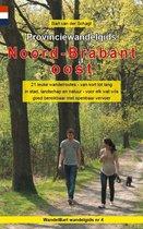 Provinciewandelgidsen 4 - Provinciewandelgids Noord-Brabant oost