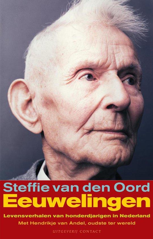 Boek cover Eeuwelingen van Steffie van den Oord (Onbekend)