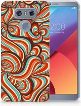 LG G6 TPU Hoesje Design Retro