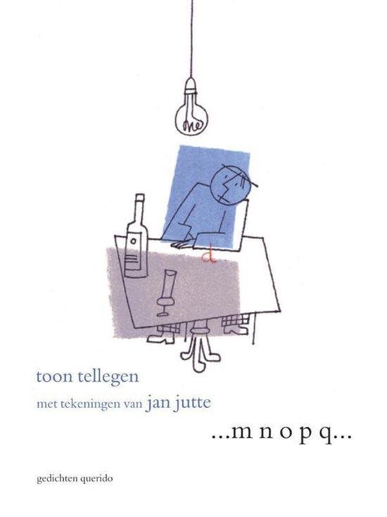 Cover van het boek '... m n o p q ...' van Toon Tellegen