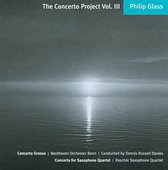 Concerto Grosso/Concerto For Saxophone Quartet