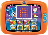 VTech Baby Touch Tablet - Oranje - Leercomputer