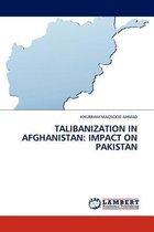 Talibanization in Afghanistan