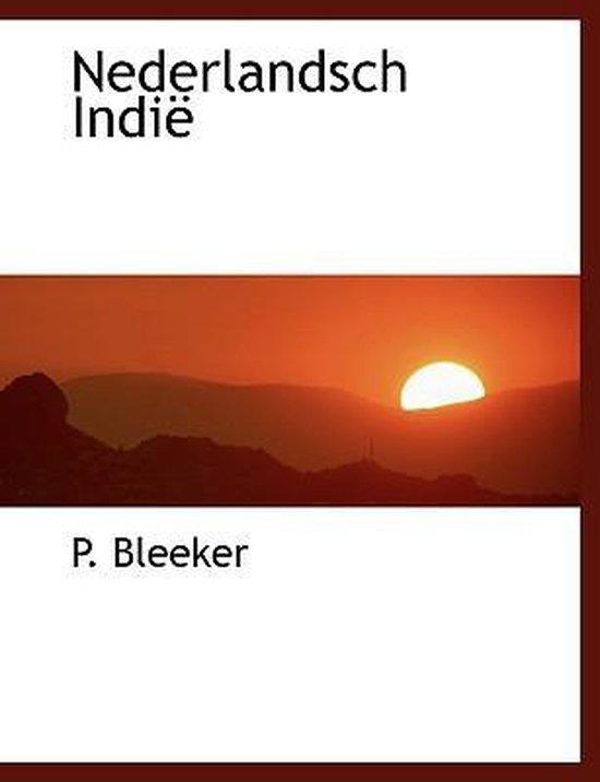 Nederlandsch indie - P Bleeker | Fthsonline.com
