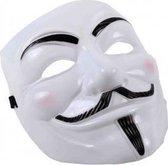 Anonymous/Vendetta masker