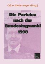 Die Parteien Nach Der Bundestagswahl 1998