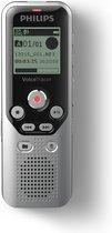 Philips DVT1250 dictaphone Intern geheugen & flash-kaart Zwart, Grijs