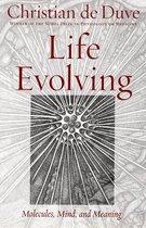 Omslag Life Evolving