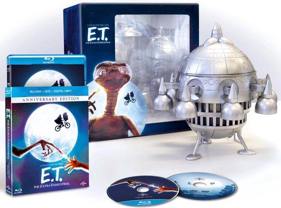 Cover van de film 'E.T. The Extra-Terrestrial'