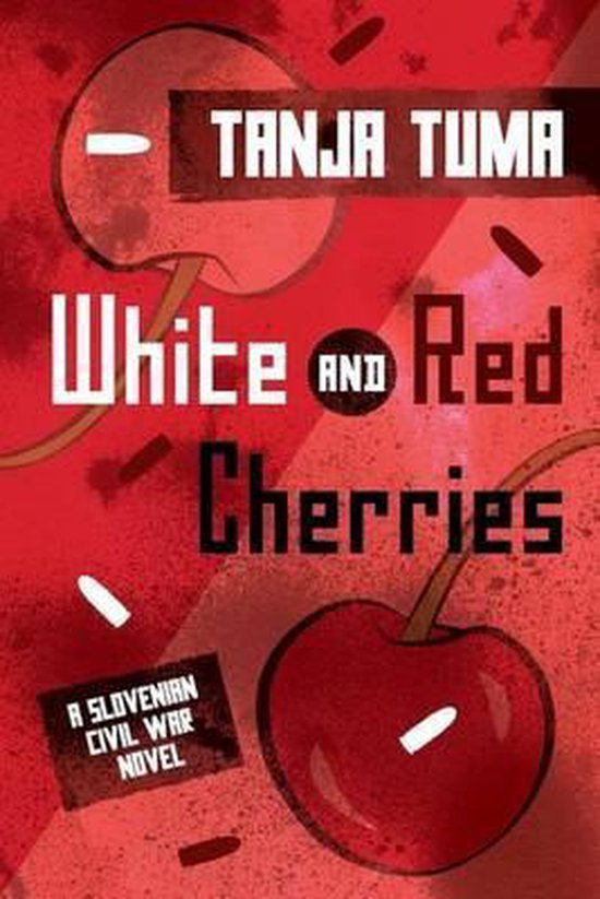 White and Red Cherries