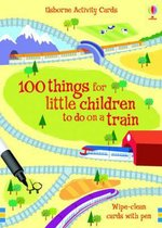 100 Things to do a Train