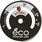 CONDAR pijp thermometer magnetisch. Original