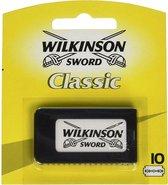Wilkinson Classic scheermesjes 10 stuks