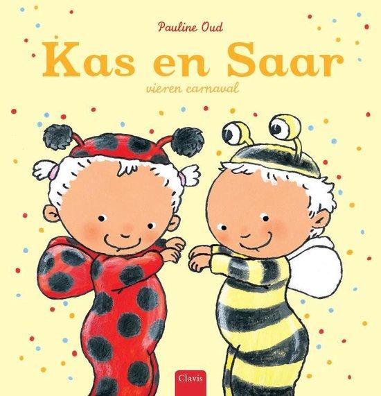 Kas en Saar vieren carnaval - Pauline Oud | Readingchampions.org.uk