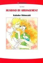 Omslag Husband by Arrangement (Harlequin Comics)