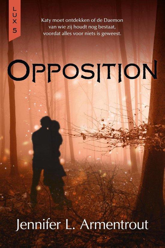 Lux 5 - Opposition - Jennifer L. Armentrout |