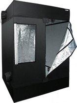 Kweektent Homebox Homelab 100 - 100 x 100 x 200 cm silver