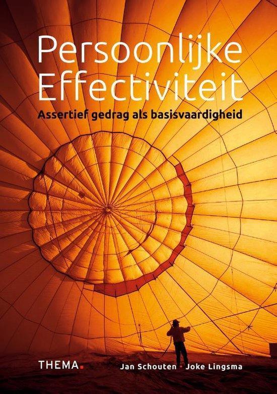 Persoonlijke effectiviteit - Jan Schouten |