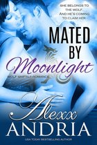 Omslag Mated By Moonlight (Wolf shifter romance)