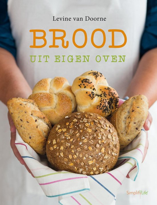 Boek cover Brood van Levine van Doorne (Hardcover)