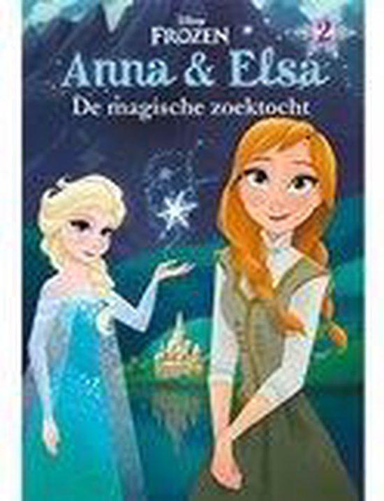 ANNA & ELSA LEESBOEKJE 0002 - Sanoma Media NL. Cluster : Jeu |