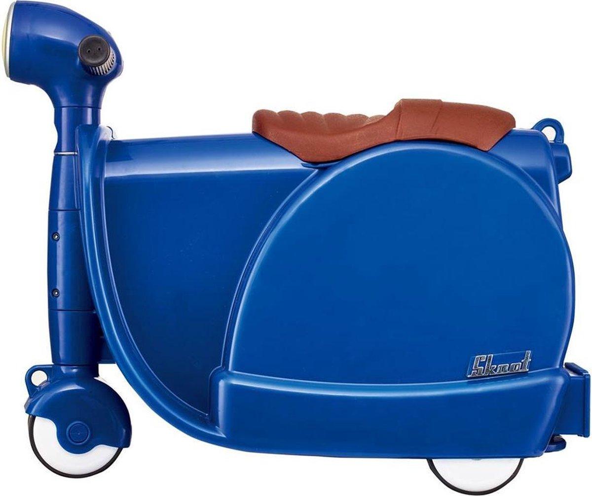 Skoot - Kinderkoffer - 40 cm - Royal Blue kopen