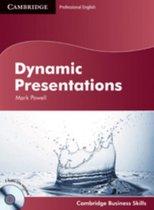 Dynamic Presentations student's book + audio-cd's (2x)