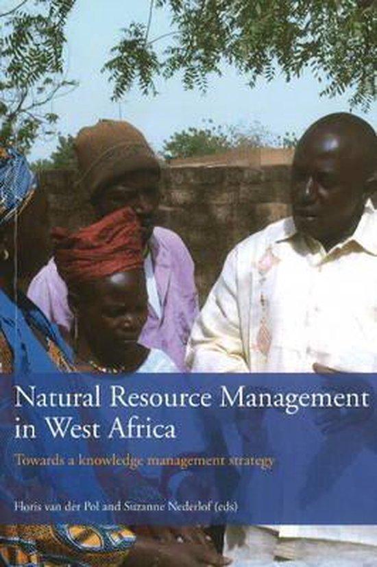 Boek cover Natural Resource Management in West Africa van Suzanne Nederlof (Paperback)