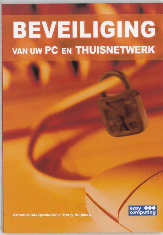 Cover van het boek 'Beveiliging van uw PC en Thuisnetwerk'