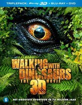 Walking With Dinosaurs: The Movie (3D+2D Blu-ray+Dvd)