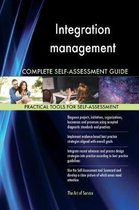 Integration Management Complete Self-Assessment Guide