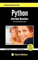 Python Interview Questions You'll Most Likely Be Asked