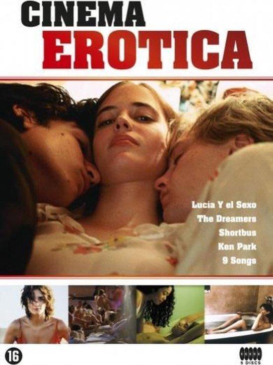 Cover van de film 'Cinema Erotica'