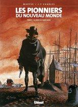Omslag Les Pionniers du Nouveau Monde #4
