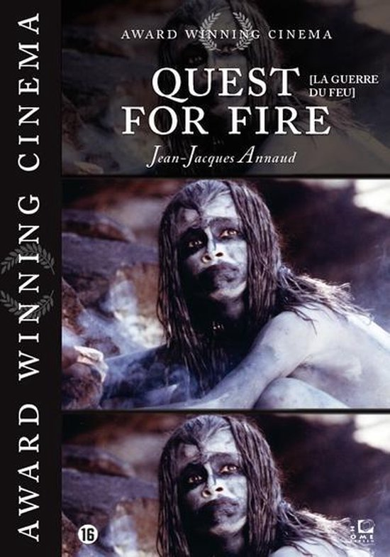 Cover van de film 'Quest For Fire'