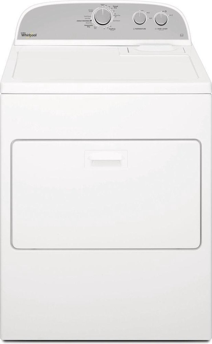 Whirlpool 3LWED4830FW –  Condensdroger