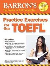 Boek cover Practice Exercises For The Toefl van Pam Sharpe