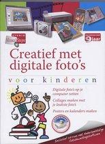 Creatief met digitale foto's voor kinderen + CD-ROM