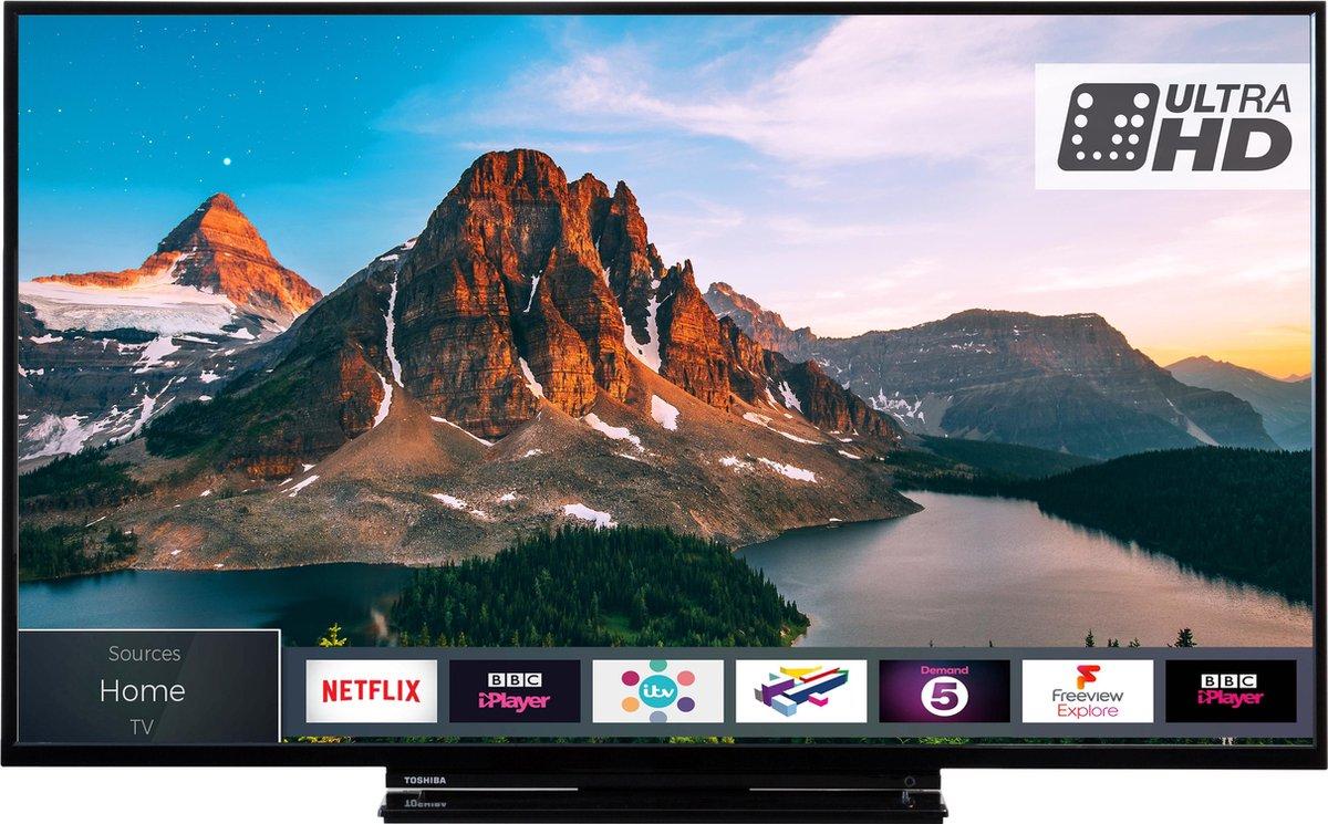 Toshiba 55V5863DG – 4K TV
