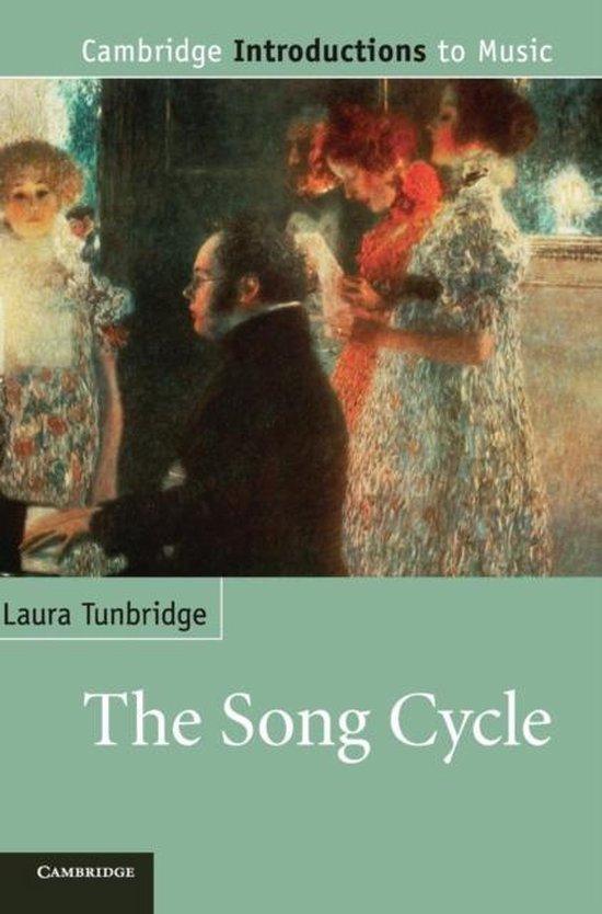 Boek cover The Song Cycle van Laura Tunbridge (Hardcover)