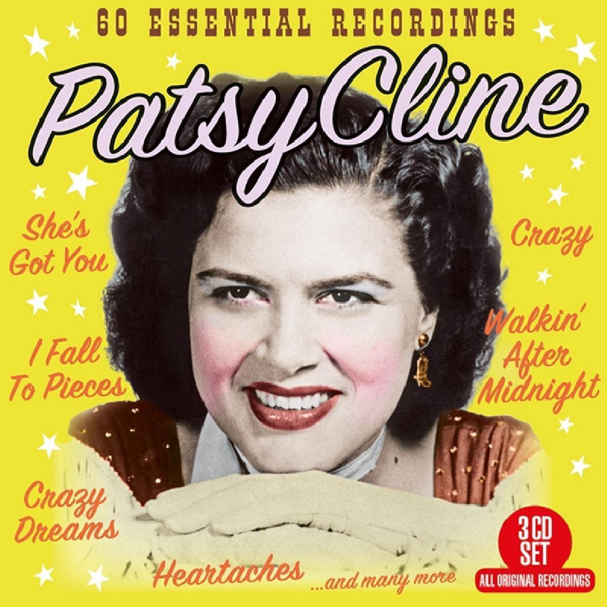60 Essential Recordings - Patsy Cline