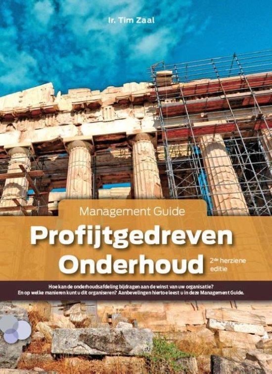 Profijtgedreven onderhoud - Tim Zaal  