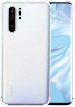 Schokbestendig transparant TPU hoesje voor Huawei P30 Pro