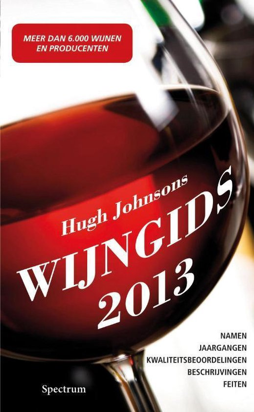 Hugh Johnsons Wijngids 2013