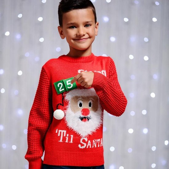 Kersttrui kinderen | De leukste truien voor jongens en