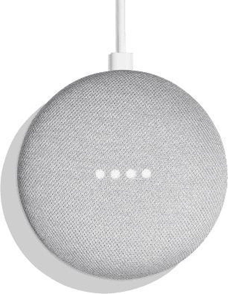 Google Home Mini - Smart Speaker / Wit / Nederlandstalig