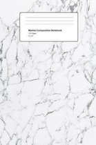 Marble Composition Notebook